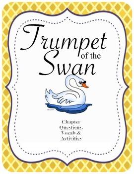 Trumpet of the Swan Huge Pack
