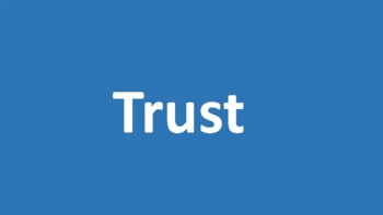 How do we learn to trust?
