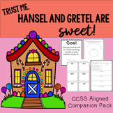 Trust Me, Hansel and Gretel are Sweet! Twisted Fairy Tale Book Companion Pack