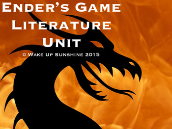 Ender's Game Literature Unit
