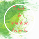 Trust and Intention Activity