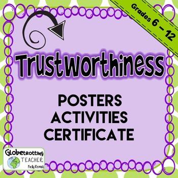Trustworthiness (Success Orientation-Character Education)