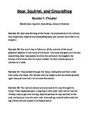 Trustworthy - Reader's Theater Script
