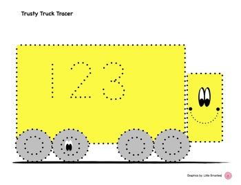 Trusty Truck Tracer