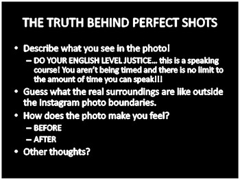 Truth Behind the Perfect Shot
