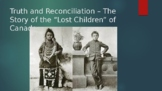 Truth and Reconciliation Power Point