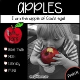Truth for Tots Apple Unit: Bible Truth, Math, Literacy, and Fun Activities