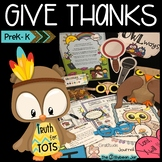 Truth for Tots: Give Thanks