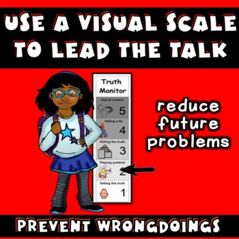 Truth Monitor: Visual Tool for Explaining Telling the Truth Versus Lying