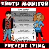 Truth Monitor: Visual Tool for Explaining Telling the Trut