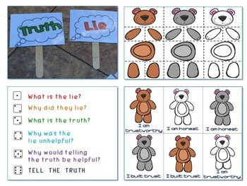 Truth or Lies: How To Tell The Truth Activities