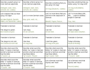 Truth or Trivia - German Review Game