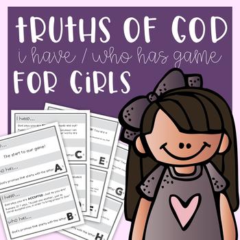 Truths of God for Girls