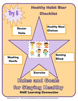 Healthy Habits: 5 Easy Rules