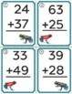 2 Digit Addition Math Scavenger Hunt