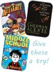 Try These Books