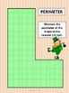 Try Your Luck At These Measurements - St. Patrick's Day Bulletin Board