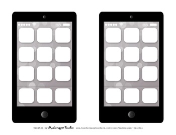 Try if Free! Smartphone and Tablet Graphic Organizers