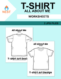 T-shirt All About Me Design