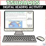 Tsunami Nonfiction Article for Google Classroom Activity