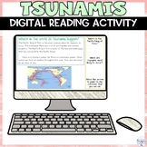 Tsunami Digital Reading for Google Classroom Activity