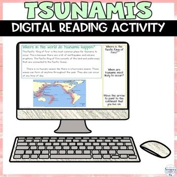 Tsunami Nonfiction Digital Activity Google Drive Product