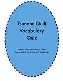 Tsunami Quilt Quiz editable