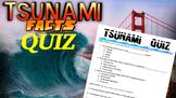 Tsunami Quiz!