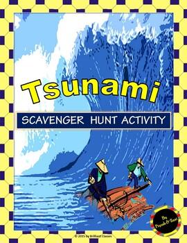 Tsunami - Scavenger Hunt Activity