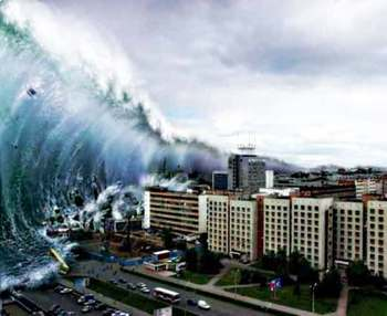 Tsunami: The Atlantic and Pacific Ocean Scenario