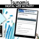Tsunami Web Activity