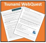 Tsunami WebQuest