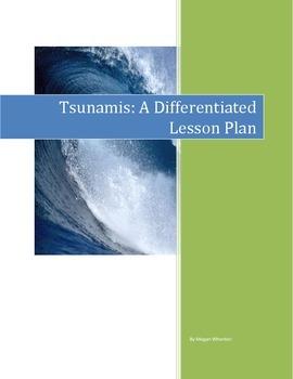 Tsunamis: A Differentiated Lesson Plan