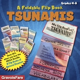 Tsunamis: A Flip Book Foldable of Natural Disasters