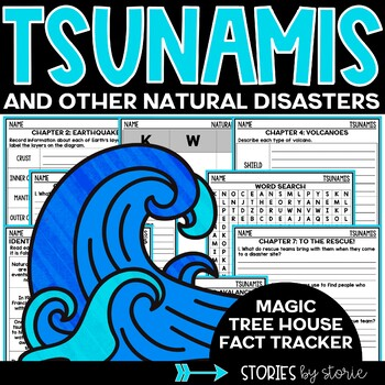 Tsunamis and Other Natural Disasters (Magic Tree House Fact Tracker)