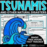 Tsunamis and Other Natural Disasters (Magic Tree House Fac