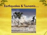 PowerPoint:  Tsunamis due to Earthquakes