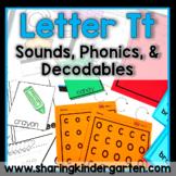 Letter Tt {Print & Play Pack}