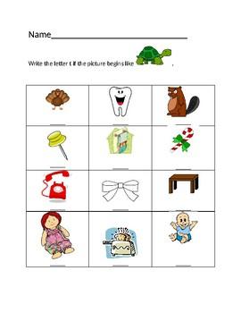 Tt Homework Sheet #1