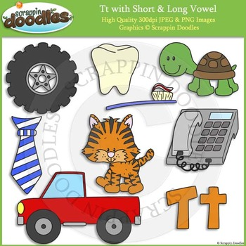 T Short and Long Vowel