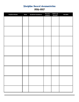 T-Tess Organizer part 2 documentation forms EOY Summative Conference made easy!