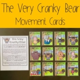 The Very Cranky Bear Movement Cards