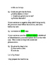 Double Object Pronoun Supplementary Notes - Spanish