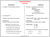 Tu commands Review chart of familiar commands. Mandatos informales