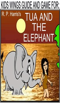 Tua and the Elephant by R. P. Harris, Who can save an abus