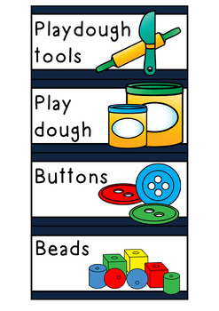 Tub labels