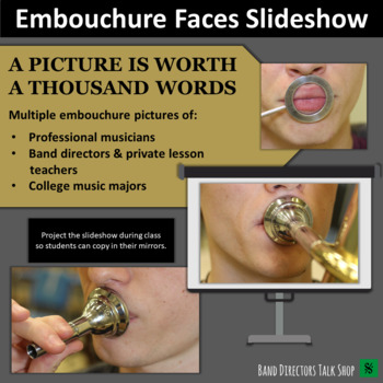 Tuba Embouchure Project for Beginning Band