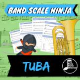Tuba Scale Ninja