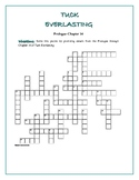 Tuck Everlasting: 2 Reading-for-Detail Crosswords Based on the Book!