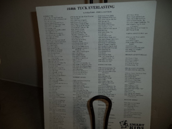 Tuck Everlasting #4466